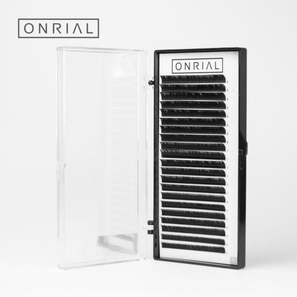Вейкі чорныя мікс 5-8 мм Onrial