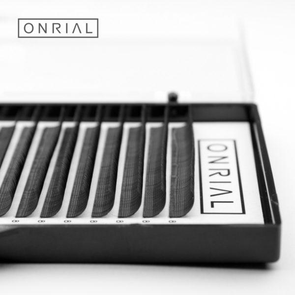 Вейкі чорныя адна даўжыня 8 мм Onrial