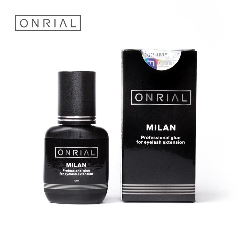 Профессиональный клей для наращивания ресниц «Milan» Onrial 10 ml