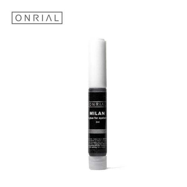 Професійний клей для нарощування вій «Milan» 7 ml