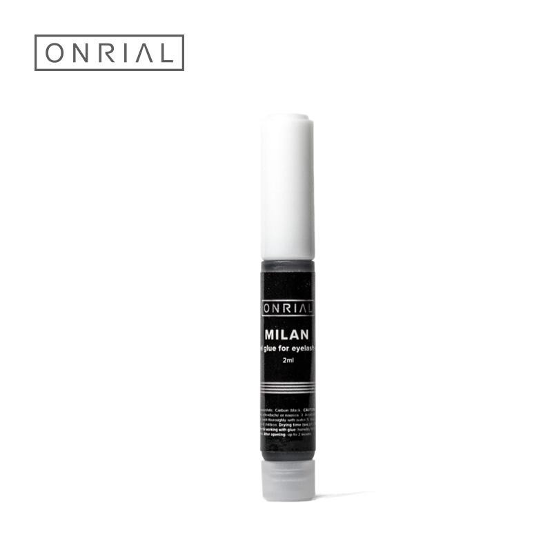 Профессиональный клей для наращивания ресниц «Milan» 7 ml