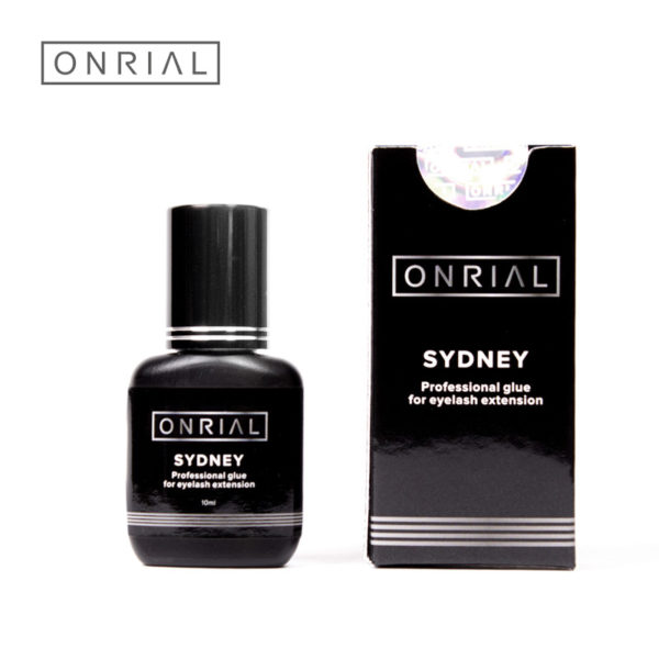 Прафесійны клей для нарошчвання веек «Sydney» 10 ml