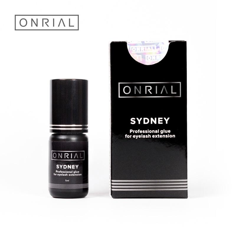 Прафесійны клей для нарошчвання веек «Sydney» Onrial 5 ml
