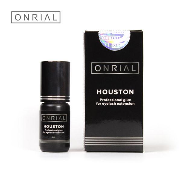 """Професійний клей для нарощування вій """"Houston"""" Onrial"""