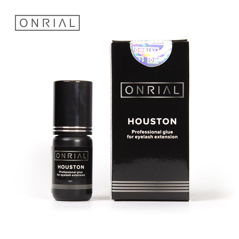 Прафесійны клей для нарошчвання веек «Houston» 5 ml