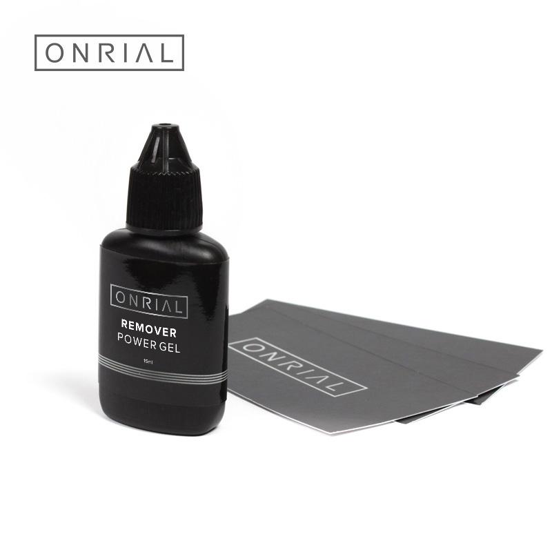 Ремувер Power Gel Onrial