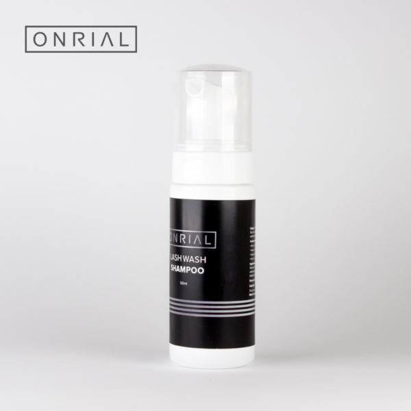 Шампунь для догляду за штучними віями Lash Wash Shampoo
