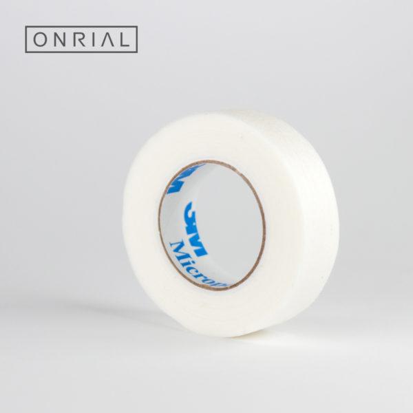 Лента-скотч для нижних ресниц (белая)