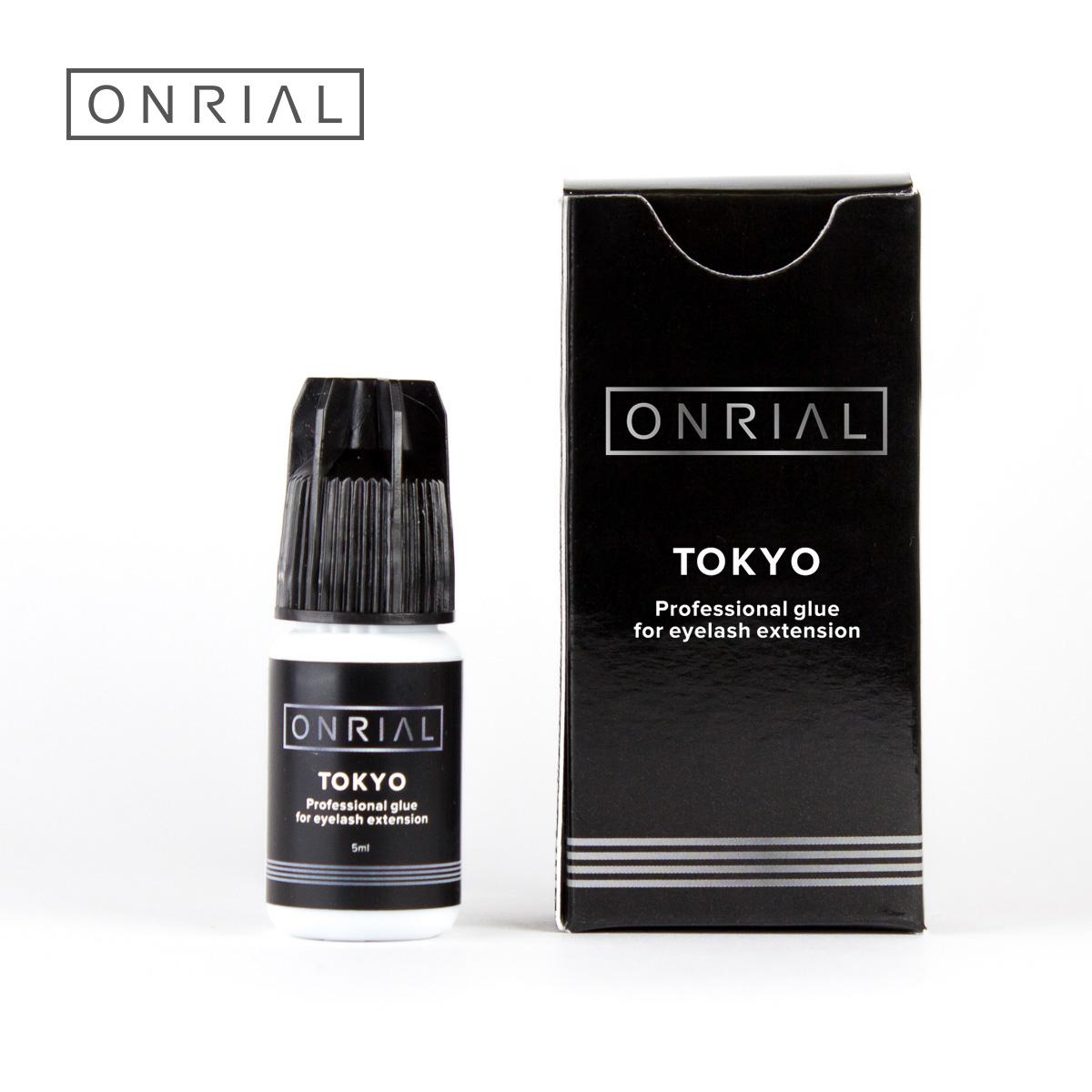 Профессиональный клей для наращивания ресниц «Tokio» Onrial