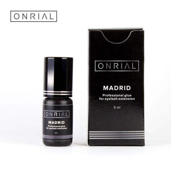Прафесійны клей для нарошчвання веек «Madrid» Onrial