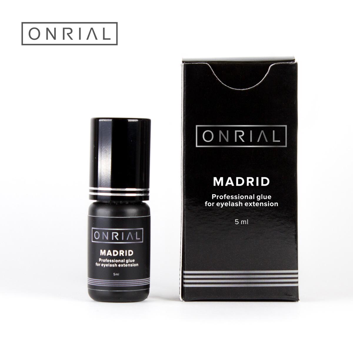 Профессиональный клей для наращивания ресниц «Madrid» Onrial