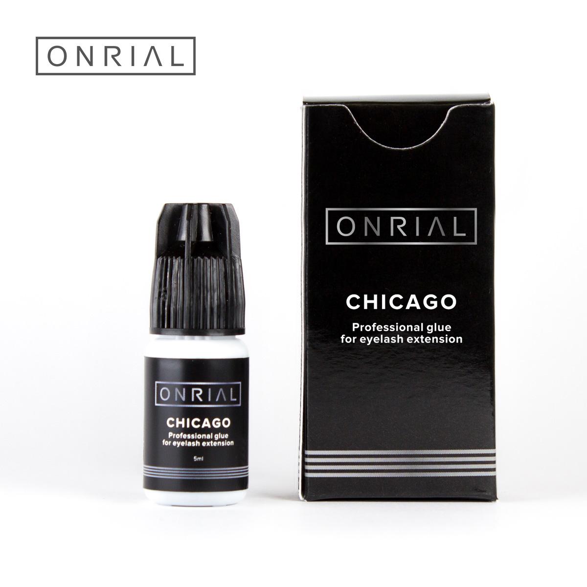 Профессиональный клей для наращивания ресниц «Chicago» Onrial