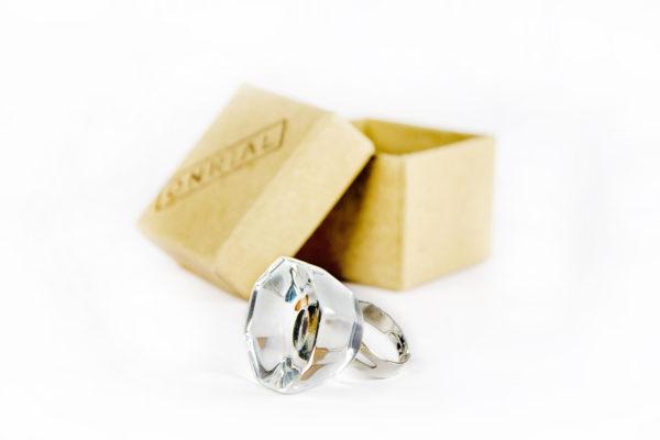 Кільце для клею (діамант)