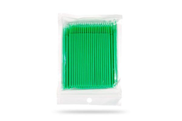 Микробраши S, M, L Onrial (зеленые)