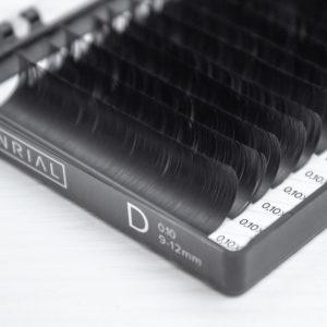 ресницы для наращивания Onrial, 0.1, микс